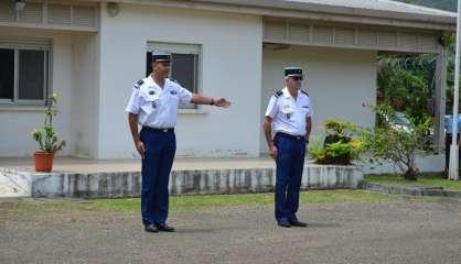 Un nouveau commandant à la gendarmerie de Poindimié