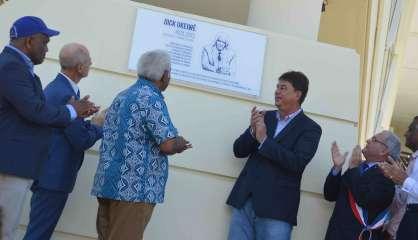 Le lycée du Grand Nouméa se nomme désormais Dick-Ukeiwé