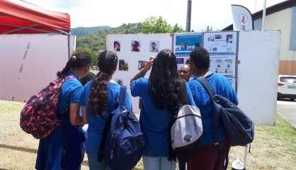 Les collégiens du Mont-Dore sensibilisés à la lutte contre les violences faites aux femmes