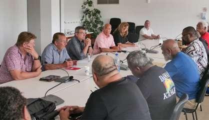 Vale : Le collectif « Usine du Sud = usine pays » reçu au gouvernement