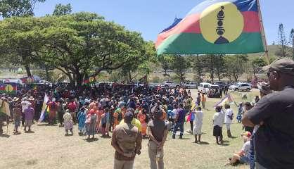 Près de 2 000 personnes au meeting « Usine du Sud = usine pays », à Ko Wé Kara