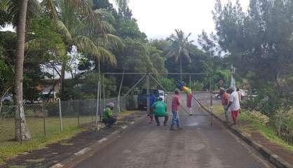 Vale : La mairie de Yaté bloquée, le maire soutient le collectif « Usine du Sud = usine pays »