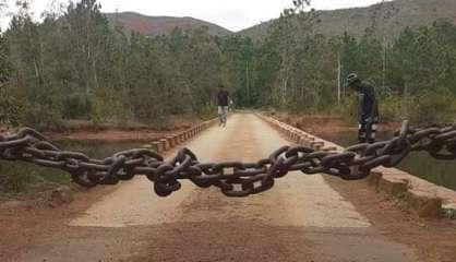 Collectif pour Vale : Des blocages dans le Grand Sud et à Thio