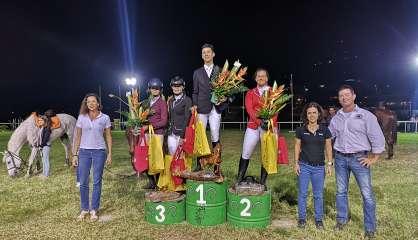 Équitation : Charles-Henri Brinon remporte les Masters de la Gourmette