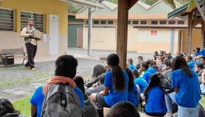 Semaine du bien vivre ensemble au collège public de La Foa
