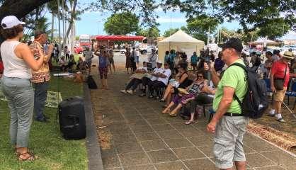 Le collectif Handicaps Nouvelle-Calédonie mobilisé pour se faire entendre
