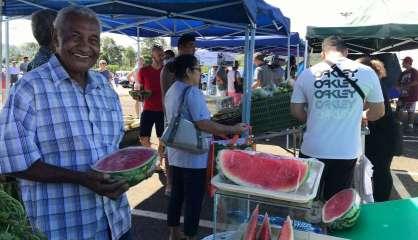 Des produits 100% nengone au marché de Païta, le week-end prochain