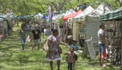 Nouméa : un démarrage en douceur pour le Marché de noël alternatif