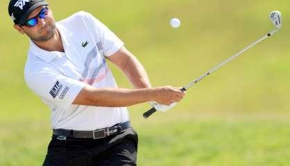 Golf : Paul Barjon solide en Californie