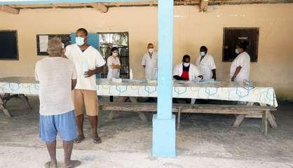 180 cas confirmés dimanche sur les îles Loyauté depuis le début de la crise