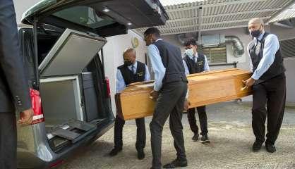 Le gouvernement met en place un protocole funéraire durant la crise sanitaire