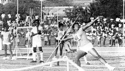 Athlétisme : la lanceuse de javelot Elise Poaniewa est décédée