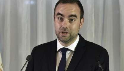 Sébastien Lecornu condamne les violences