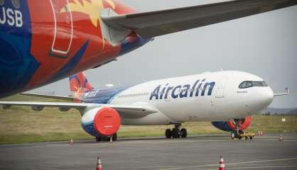 Tous les vols de passagers, en provenance et en partance de Nouvelle-Calédonie, annulés jusqu'à nouvel ordre