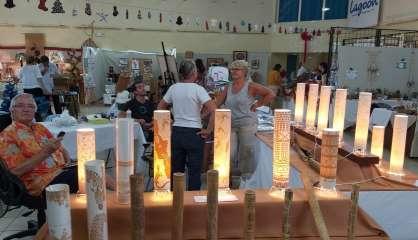 Le Salon de Noël des artisans reste ouvert deux jours de plus à Nouville