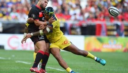 Rugby: Sébastien Vahaamahina blessé au genou droit