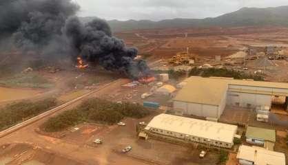 Sécurité civile: « pas d'impact sur la faune et la flore » après l'incendie de Vale