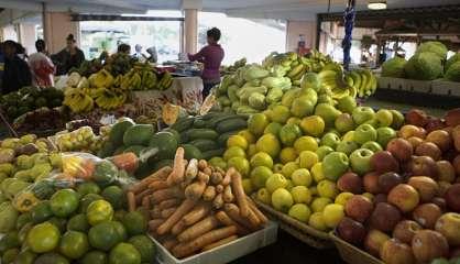 Le prix de l'alimentation à la hausse en novembre