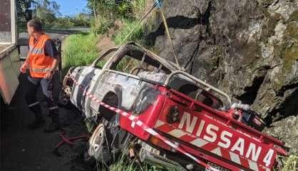 Deux véhicules de pompiers volés à La Foa