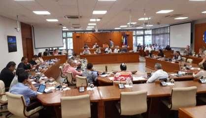 La province Sud adopte un budget 2021 d'austérité