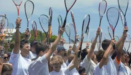 Squash : à l'Olympique, un bel hommage rendu à Enzo Corigliano