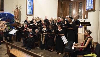 Des chants de Noël ce dimanche en l'église du Voeu