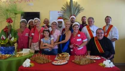 Un Noël chaleureux et gourmand pour les anciens