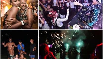 Nouvel An 2021 à Nouméa : la soirée en images