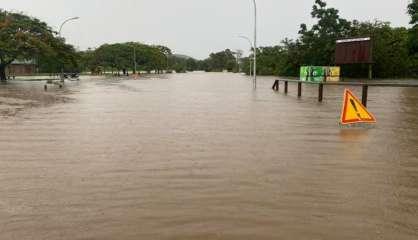 Bourail, Poya et Poum bloquées par les inondations