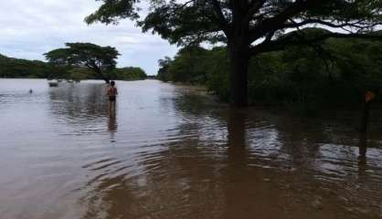 Intempéries : les communes de Poum à Bourail en alerte orange