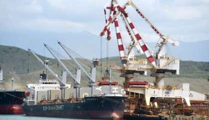 [INFOGRAPHIE] Le déficit commercial de la Nouvelle-Calédonie s'estcreusé en 2019