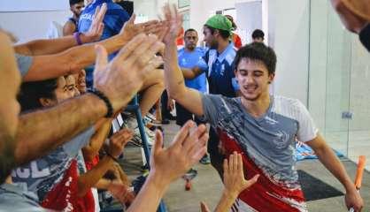 Squash: ultime hommage à Enzo Corigliano
