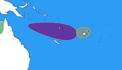 Activité cyclonique: Le temps pourrait être influencé par une dépression tropicale