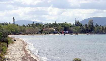 Activités interdites à la plage de Foué pour cause de requins