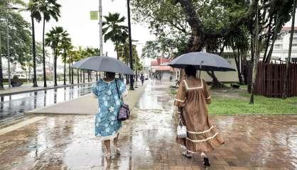 2020, année chaude mais normale pour les pluies