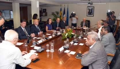 Le haut-commissaire convoqueles membres élus du 17e gouvernement