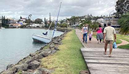 Cyclone Niran : l'alerte 2 levée, la phase de sauvegarde déclenchée