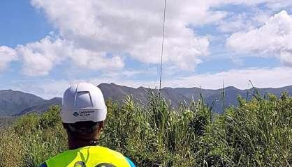 Cyclone Niran :sans eau potable, une partie du Mont-Dore toujoursdans l'attente