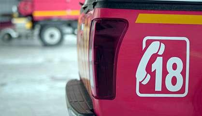Percuté par une voiture à l'Anse-Vata, uncycliste évacué au Médipôle
