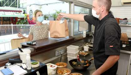 Confinement : la carte des restaurants qui livrent ou proposent des plats à emporter