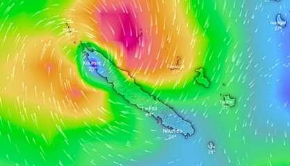 Dépression tropicale: des axes coupés par des débordements de cours d'eau