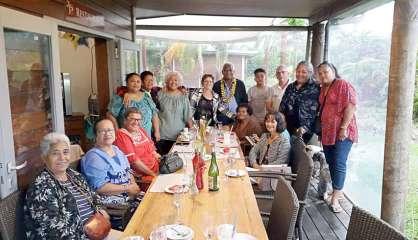 Le révérend père Joseph Tui a fêté ses 60ans