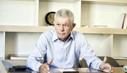 Discussions sur l'avenir de la Nouvelle-Calédonie: Pierre Frogier claque la porte