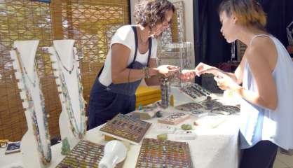 [VIDÉO] Les artisans d'art tiennent salon jusqu'à samedi