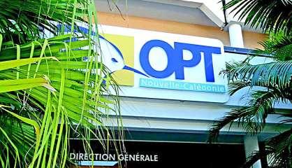 Le réseau OPT perturbé dans les Loyauté et sur la côte est