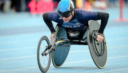 Handisport: Pierre Fairbank champion d'Europe du 400 mètres