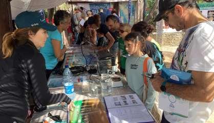 La Journée mondiale de l'Océan attire la foule à l'île aux Canards