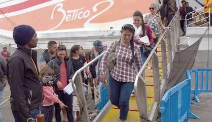 Le Betico 2 en carénage au Port autonome jusqu'au 8juillet