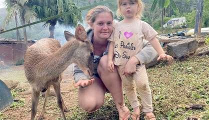 À Mouirange, les animaux de la ferme ont trouvé leur refuge