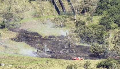 Nouméa: incendie au 4e kilomètre, un demi-hectare de végétation brûlé